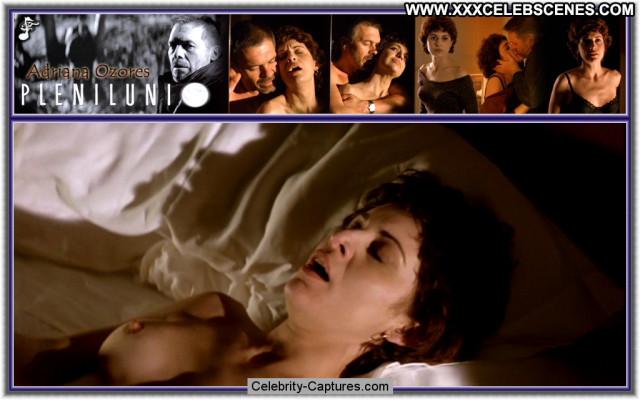 Adriana Ozores Plenilunio Boobs Sex Scene Nude Posing Hot Beautiful
