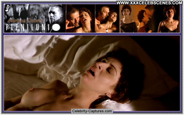 Adriana Ozores Plenilunio Celebrity Babe Beautiful Posing Hot Sex