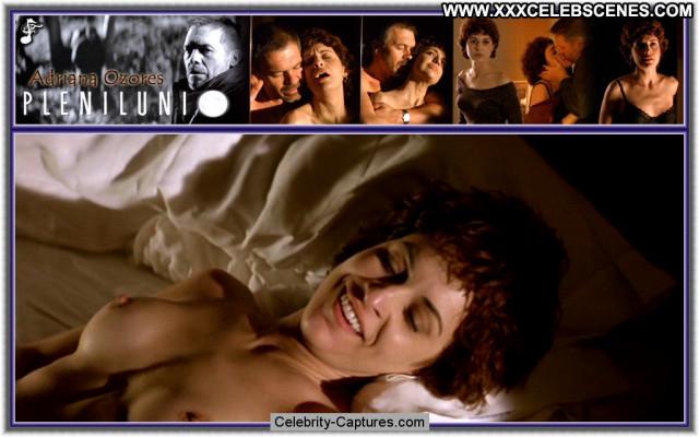 Adriana Ozores Plenilunio Celebrity Babe Nude Big Tits Sex Scene