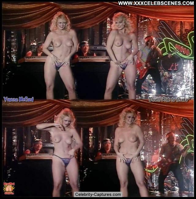 Yvonne Mccord Images  Striptease Sex Scene Posing Hot Celebrity Babe