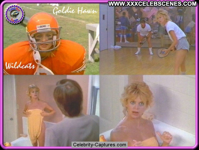 Goldie Hawn Wildcats Babe Beautiful Posing Hot Sex Scene Tits