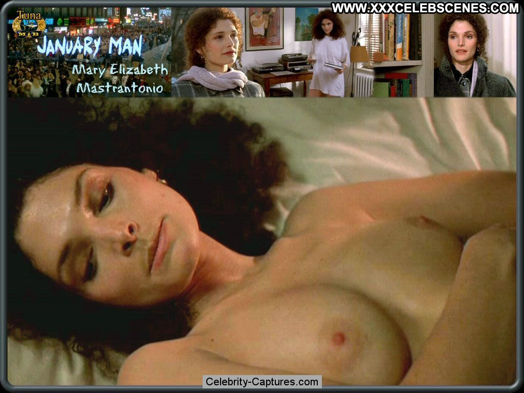 Mary elizabeth mastrantonio nude in the january man