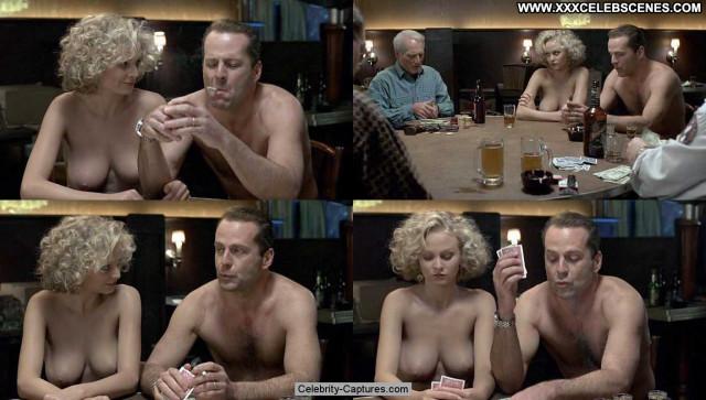 Angelica Torn Nobodys Fool Beautiful Big Tits Topless Poker Angel