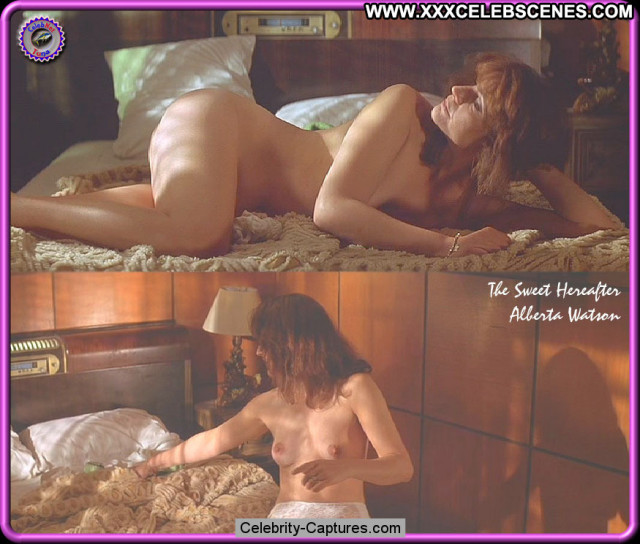 Alberta Watson The Sweet Hereafter Beautiful Nude Toples Topless