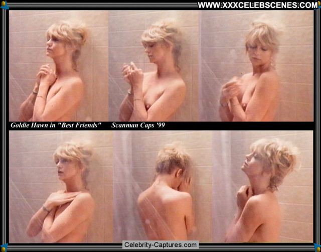 Goldie Hawn Images Friends Celebrity Shower Posing Hot Babe Beautiful