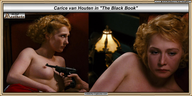 Carice Van Houten The Black Book Posing Hot Pussy Celebrity Car