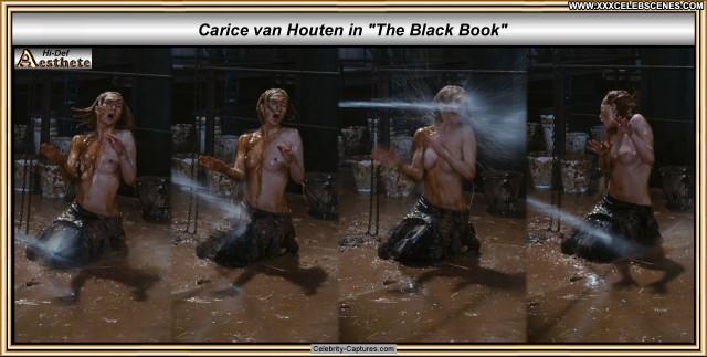 Carice Van Houten The Black Book  Black Breasts Beautiful Posing Hot