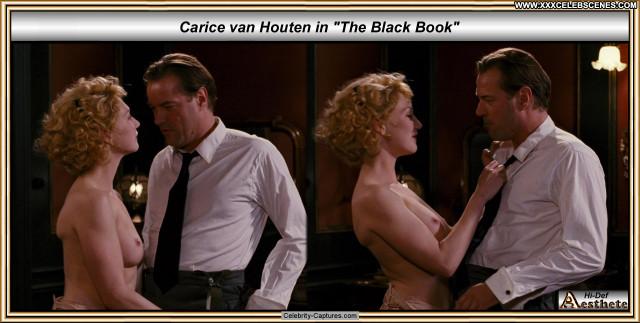 Carice Van Houten The Black Book Babe Beautiful Sex Scene Big Tits