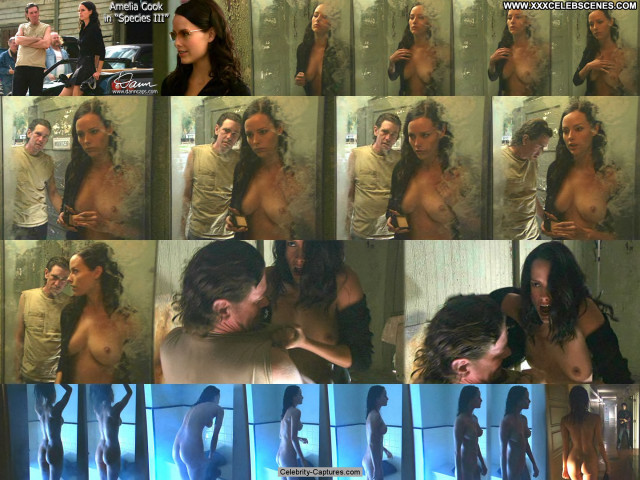 Amelia Cooke Species Iii  Celebrity Ass Boobs Babe Beautiful Sex