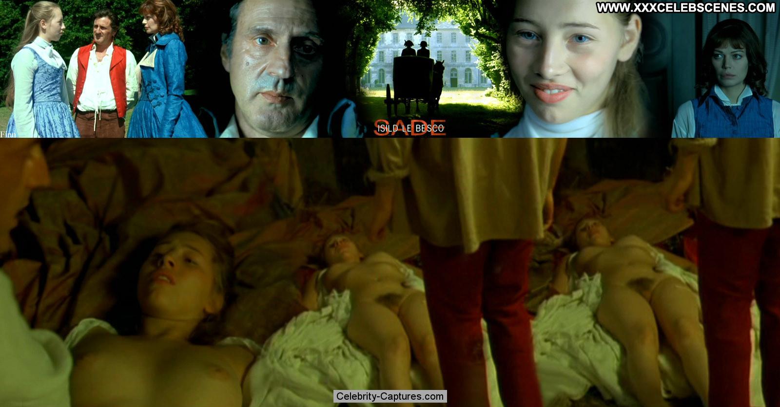 Isild le besco sex scene, trap trans nude gif