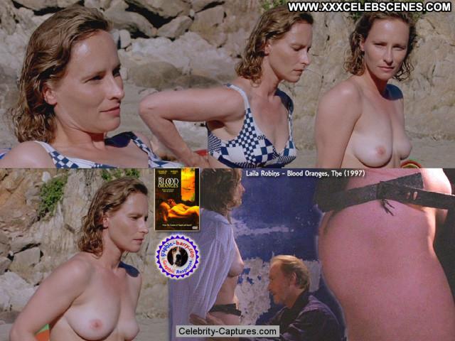 Laila Rrobins The Blood Oranges Babe Toples Topless Sex Scene Orange
