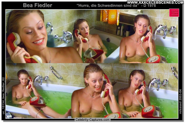 Bea Fiedler Images Topless Toples Posing Hot Celebrity Babe Sex Scene