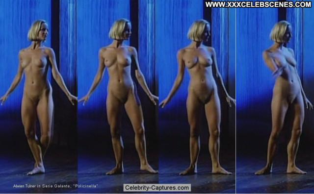 Alwien Tulner Polichinella Posing Hot Beautiful Nude Hairy Hairy
