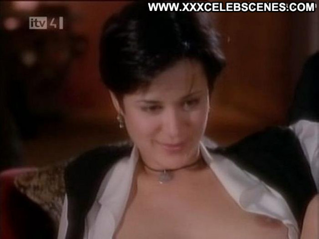 Catherine Bell Dream On Toples Topless Hot Celebrity Actress Tits