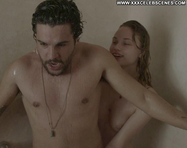 Makenzie Leigh James White  Babe Big Tits Nice Toples Shower