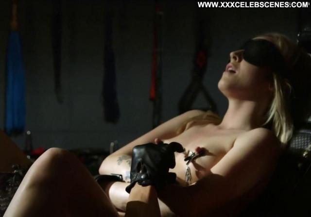 Karla Kush True Blood Stunning Beautiful Posing Hot Blindfolded Nude