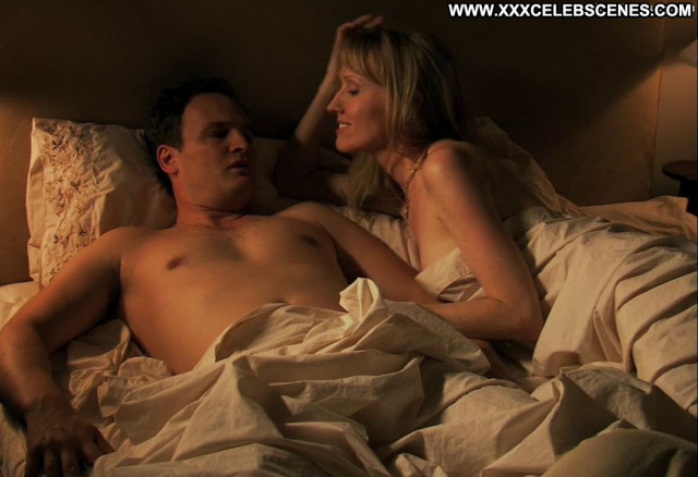Janel Moloney The West Wing  Nipples Toples Sex Scene Beautiful Babe