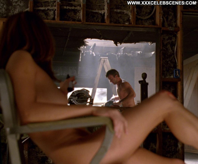 Alanna Ubach Full Frontal Celebrity Big Tits Breasts Posing Hot Babe