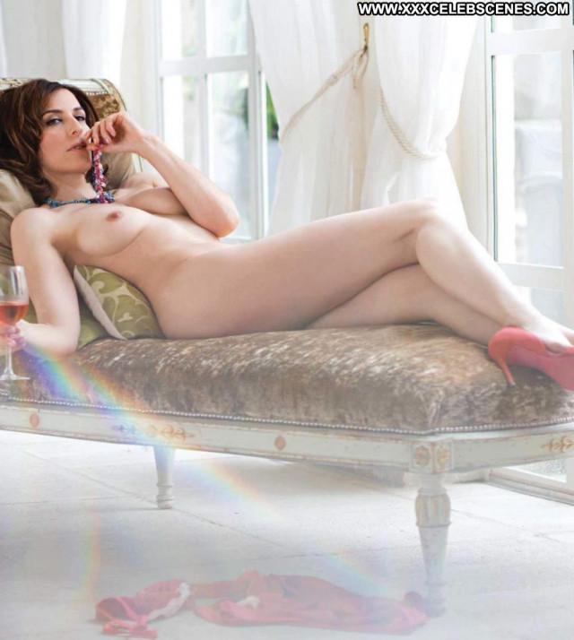 Ulrike Frank No Source Topless Posing Hot Bar Actress Nude Toples