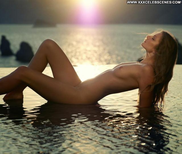 Eniko Mihalik Photo Shoot Celebrity Nude Posing Hot Ass Tattoo