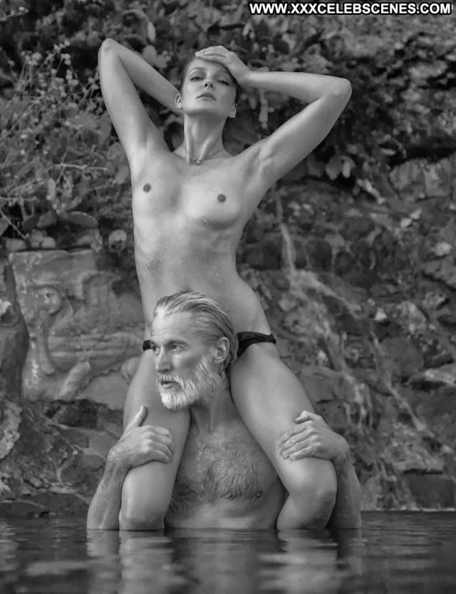Eniko Mihalik Photo Shoot Babe Nude Stunning Posing Hot Magazine
