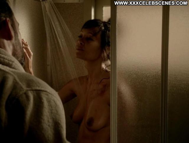 Thandie Newton No Source Shower Babe Posing Hot Wet Celebrity Mom