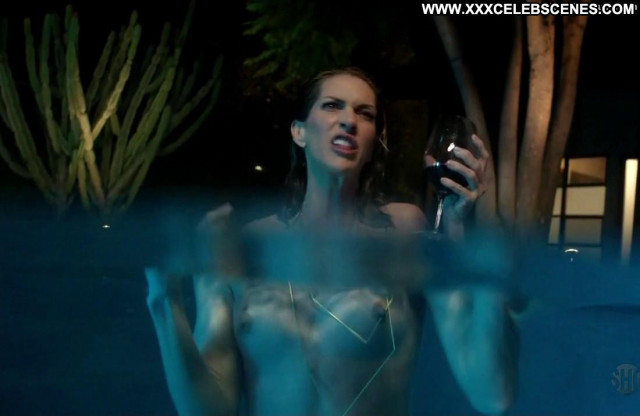 Dawn Olivieri House Of Lies Nice Beautiful Toples Topless Pussy Babe