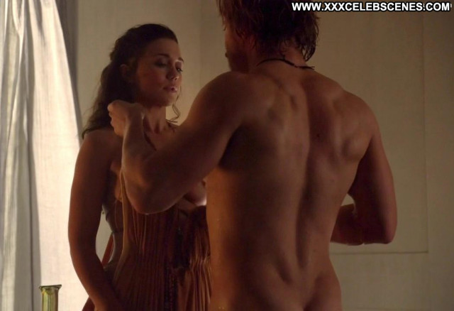 Jenna Lind Spartacus Blood And Sand Big Tits Babe Celebrity Posing