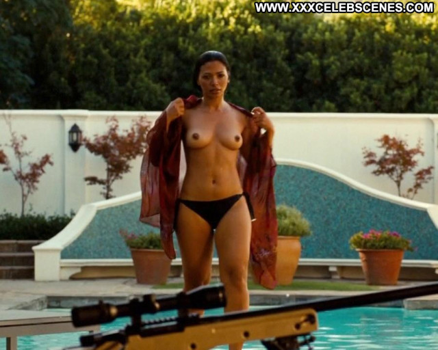 Natalie Becker Strike Back Babe Wet Bikini Toples Nice Topless