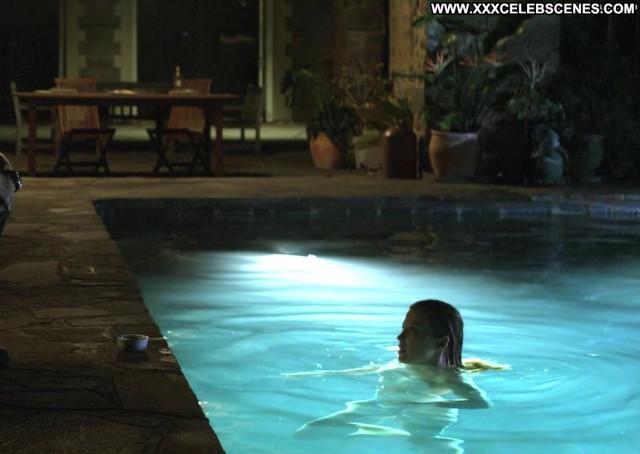 Emma Booth The Swimming Pool Babe Underwear Celebrity Australian Babe