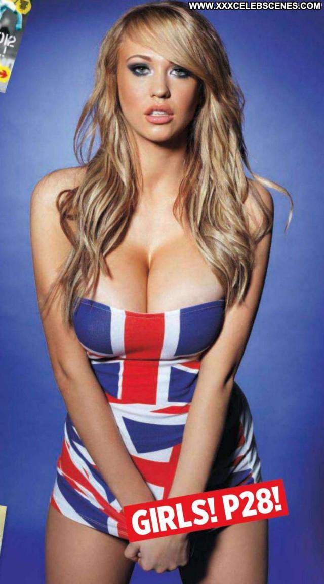 Sophie Reade Pretty Face Posing Hot Breasts Uk Bikini Tits Celebrity
