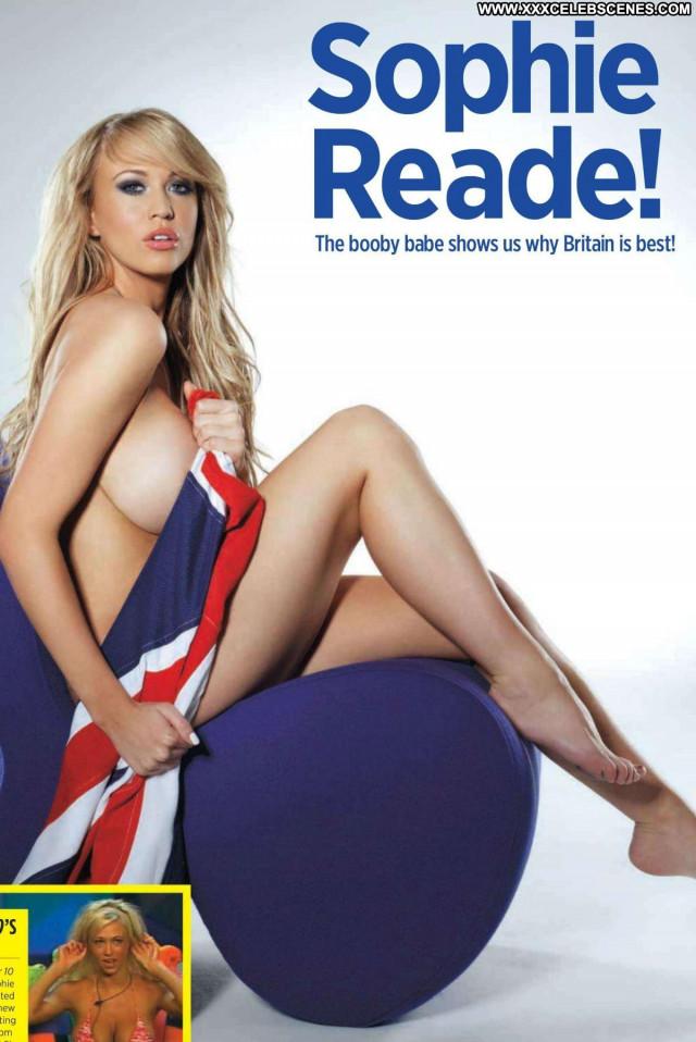 Sophie Reade Pretty Face Posing Hot Beautiful Tits Bikini Breasts Uk