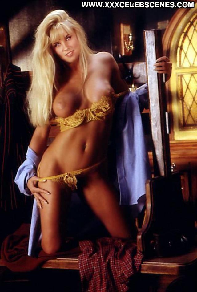 Jenny Mccarthy Photo Shoot Beautiful Nude Stage Blonde Big Tits Babe