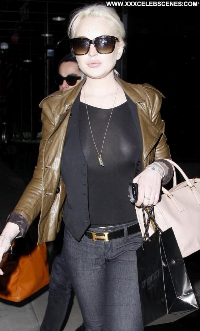 Miley Cyrus No Source Beautiful Black Nipples Shopping Bra Babe
