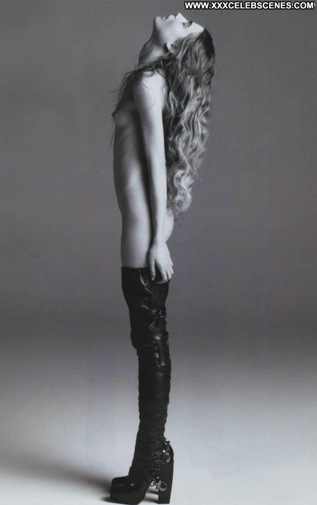 Dree Hemingway Full Frontal Beautiful Magazine Nude Fashion Model