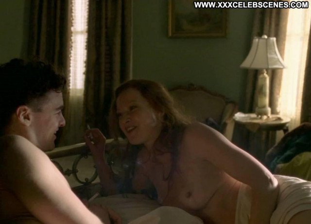 Gretchen Mol Boardwalk Empire Toples Beautiful Nude Sex Scene Bed