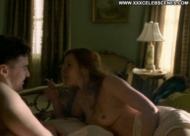 Gretchen Mol Boardwalk Empire Topless Big Tits Nude Nude Sex Scene