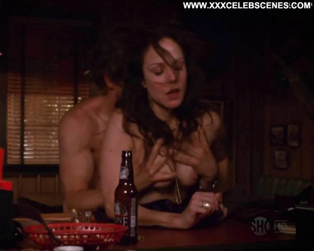 Mary Louise Parker Sex Scene Celebrity Park Spa Bar Breasts Bus Ass