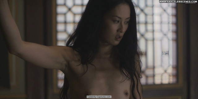 Olivia Cheng Marco Polo  Nude Celebrity Sex Scene Posing Hot