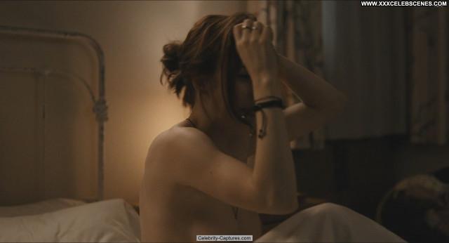Rachel Brosnahan Louder Than Bombs Beautiful Nude Posing Hot Big Tits