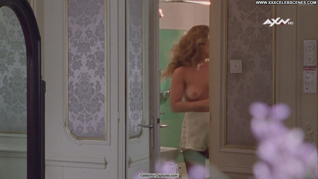 Nina Franoszek Kommissar Rex Celebrity Sex Scene Posing Hot Babe