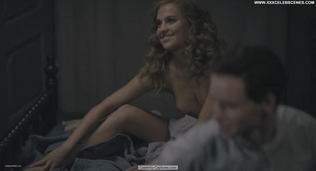 Alicia Vikander The Danish Girl Posing Hot Sex Scene Naked Scene Babe