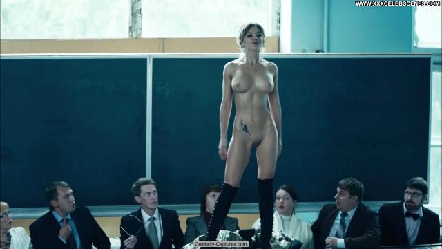 Karina Zvereva Metod Celebrity Big Tits Russia Shaved Pussy Posing