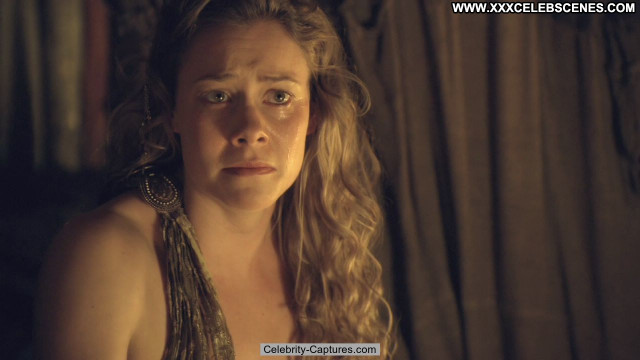 T Ann Robson Manora Spartacus Full Frontal Spa Sex Scene Sex