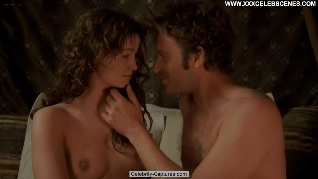 Esther Nubiola Madame De Monsoreau Topless Celebrity Movie Sex Scene