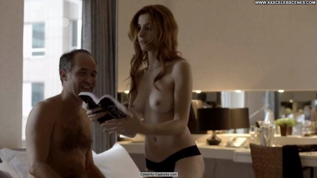 Michelle Batista O Negocio  Topless Toples Posing Hot Sex Scene
