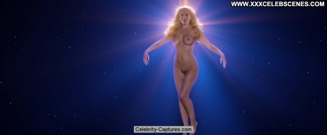 Anna Sophia Berglund Space Station  Posing Hot Nude Full Frontal Spa