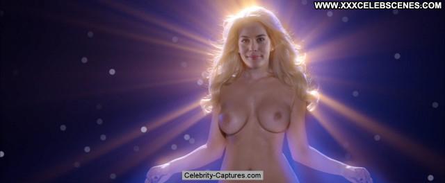 Anna Sophia Berglund Space Station Babe Nude Sex Scene Celebrity Spa