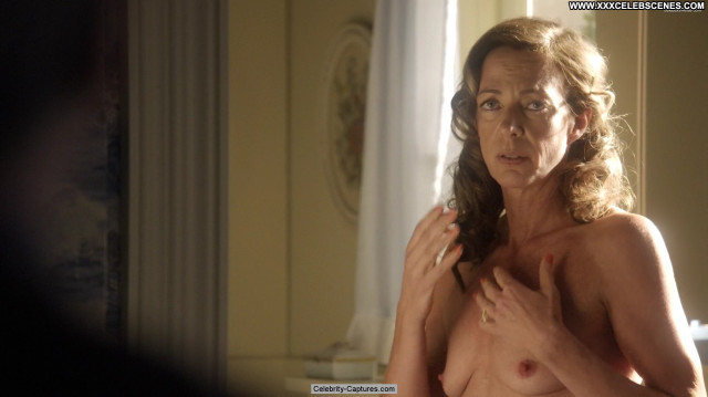 Allison Janney Masters Of Sex Toples Beautiful Topless Posing Hot