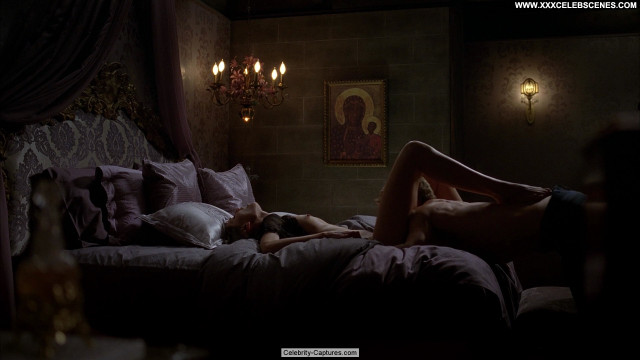 Karolina Wydra True Blood Beautiful Babe Pussy Pussy Lick Posing Hot